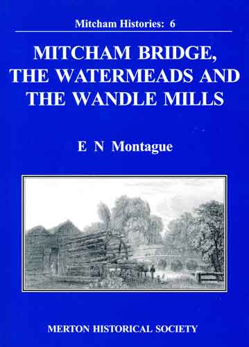 Cover of book by Eric Montague